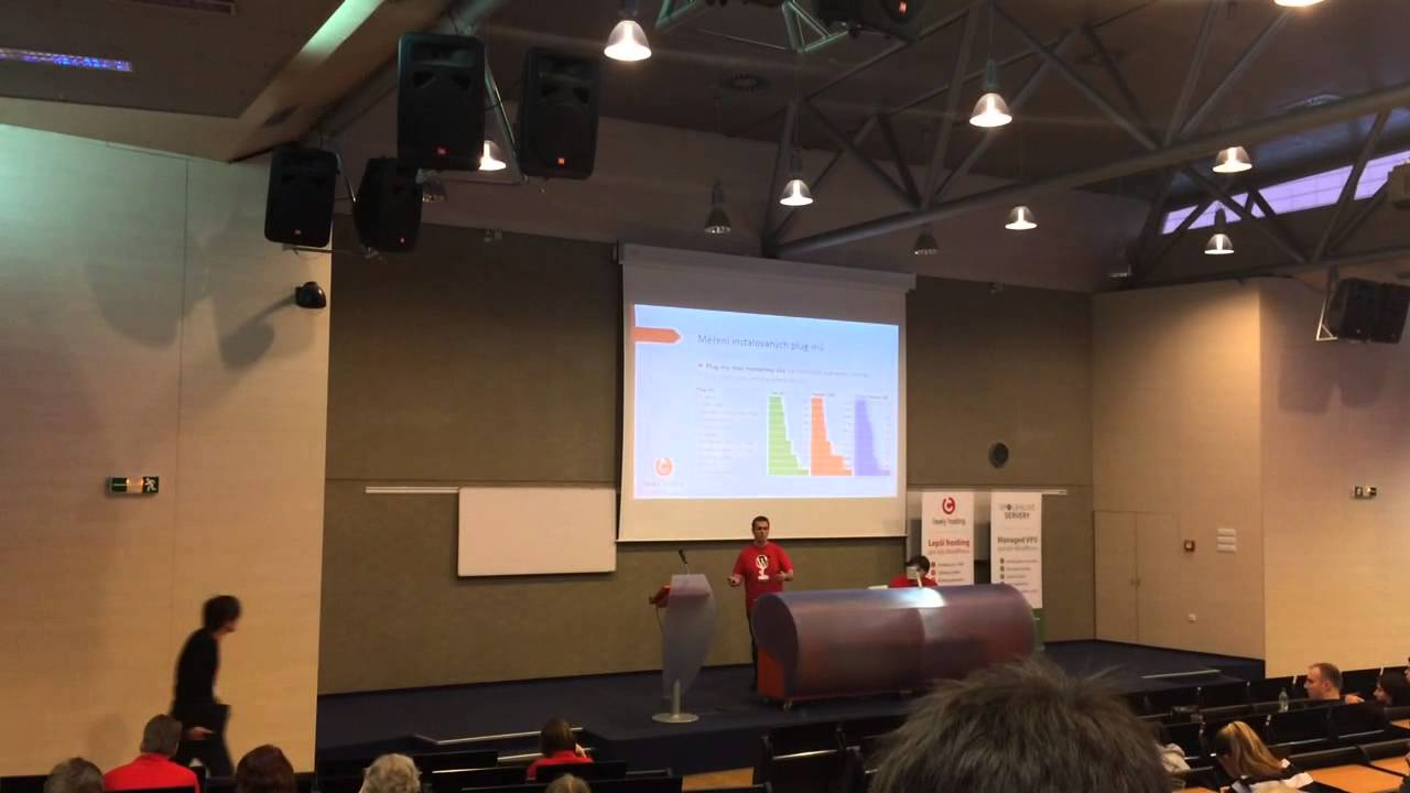 Jaký byl wordcamp 2015