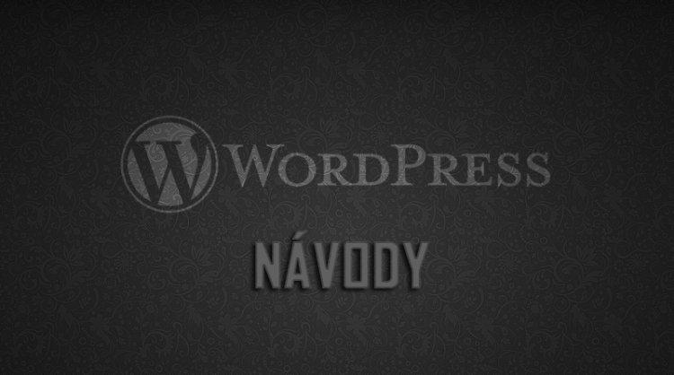 Jak přidávat příspěvky bez administrace wordpressu?