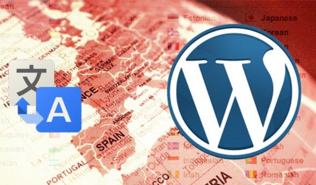 Jak přeložit stránky ve wordpressu?